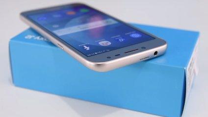 Samsung Galaxy J2 Core - перший смартфон компанії на Android Go - фото 1