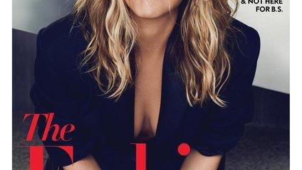Дженніфер Еністон на обкладинці In Style Magazine - фото 1