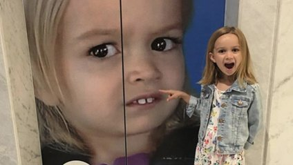 Героїня мему Side-Eyeing Chloe - фото 1
