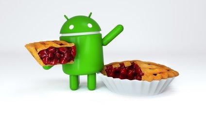 """Android 9 отримала """"солодку"""" назву Pie - фото 1"""