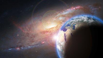 Який вигляд має світанок у космосі - фото 1