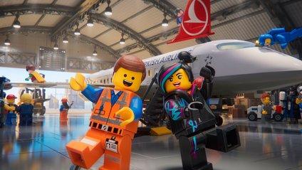 Lego і Turkish Airlines запустила милий відеоролик - фото 1