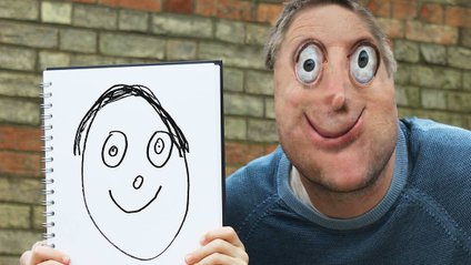 Реальність дитячих малюнків - фото 1