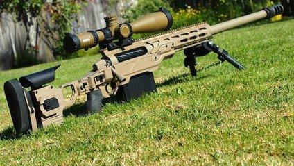 Гвинтівки LRT-3 - фото 1
