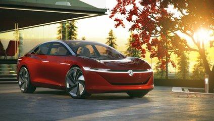 """Volkswagen може побудувати """"заряджений"""" електрокар - фото 1"""