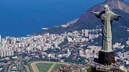 Статуя Христа Спасителя у Ріо-де-Жанейро - фото 1