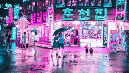 Сеул в об'єктиві талановитого фотографа - фото 1
