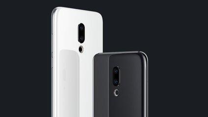 Meizu 16 та Meizu 16 Plus – топові смартфони компанії - фото 1