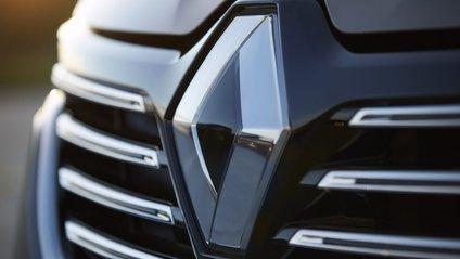 Renault зняли фотошпигуни - фото 1