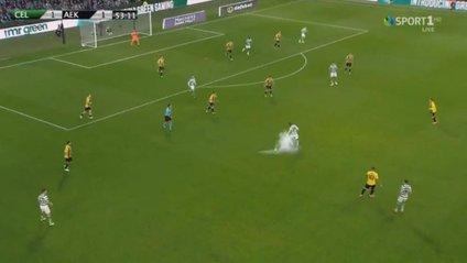 Матч між Селтіком і АЕК закінчився з рахунком 1:1 - фото 1