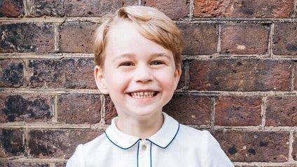 Принц Джордж – наймолодша британська ікона стилю - фото 1