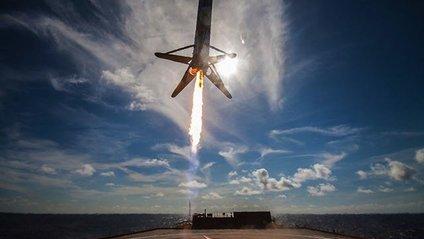 Запуск ракети-носія був проведений з бази ВПС США - фото 1