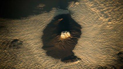 Кіліманджаро з борту МКС - фото 1