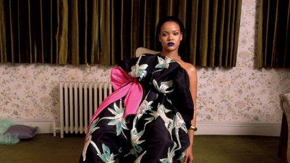 Rihanna знялася в розкішній фотосесії - фото 1