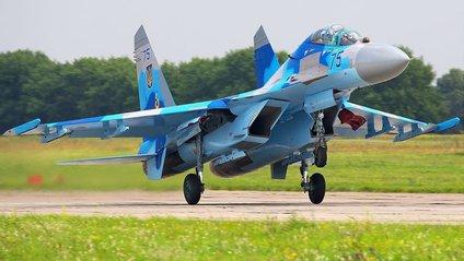 Пілотує Су-27 Олександр Оксанченко - фото 1