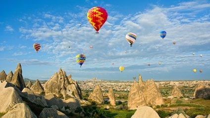 В Умані пройде фестиваль повітряних куль - фото 1