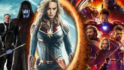Трейлер фільму Капітан Марвел онлайн - фото 1
