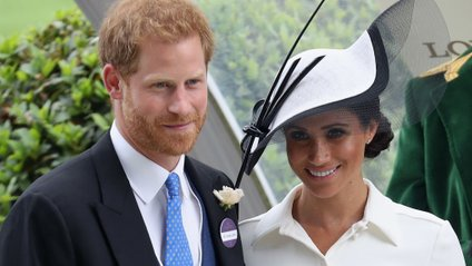 Принц Гаррі та Меган Маркл - фото 1