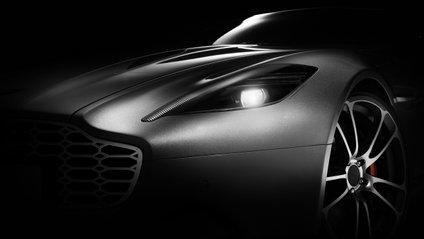 Aston Martin готує до появи новий автомобіль - фото 1