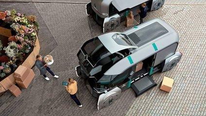 Унікальний безпілотник від Renault - фото 1
