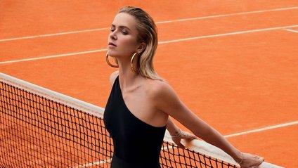 У віці 14 років Еліна вперше з'явилася на турнірі ITF - фото 1
