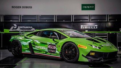 Lamborghini обновила Huracan GT3 - фото 1