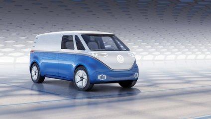 Volkswagen I.D. BUZZ CARGO - фото 1