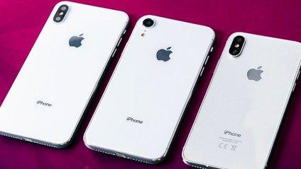 Apple одночасно презентувала кілька нових iPhone - фото 1