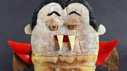 Фуд-стиліст створює веселих сендвіч-монстрів: яскраві фото - фото 1