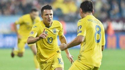 Дивіться огляд матчу Україна – Словаччина - фото 1