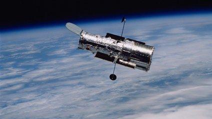 Телескоп Hubble - фото 1