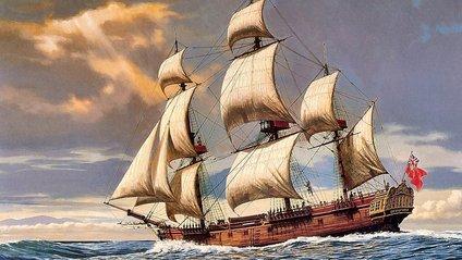 Корабель капітана Кука - фото 1
