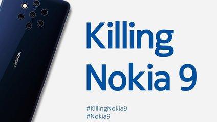 Nokia 9 - фото 1