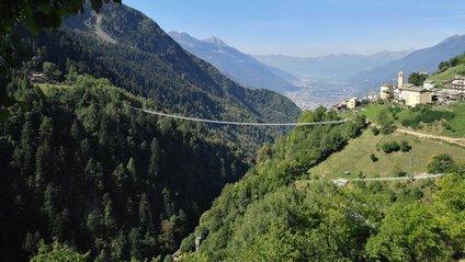 Туристам прогулянка по мосту обійдеться уп'ять євро - фото 1