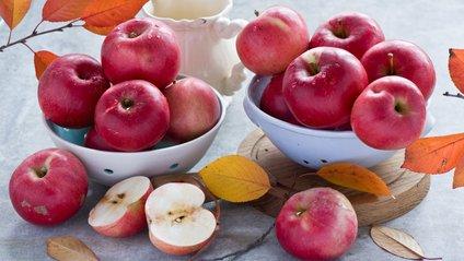 У сезон хвороб яблука корисно їсти для зміцнення імунітету - фото 1