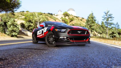 Новий кросовер буде мати спільні риси з Ford Mustang - фото 1