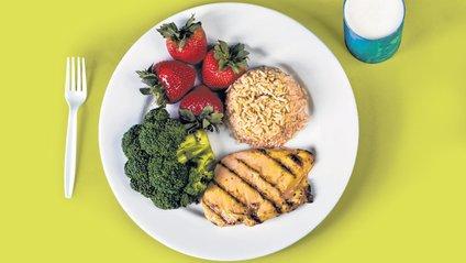 План здорового харчування дозволить забезпечити довге життя - фото 1