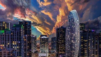 Фантастичні пейзажі Брента Шавнора - фото 1