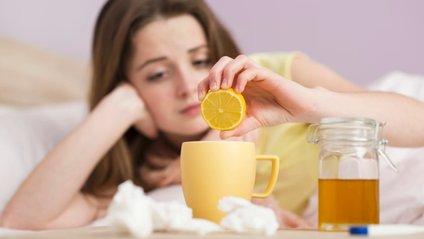 Пийте ці напої під час перших симптомів застуди - фото 1