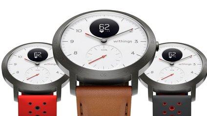 Смарт-годинник Steel HR Sport від Withings - фото 1
