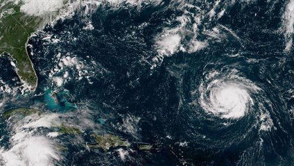 Наслідки шторму Флоренс - фото 1