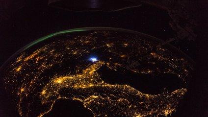 Європа з космосу - фото 1