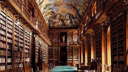 Найкрасивіші бібліотеки світу - фото 1