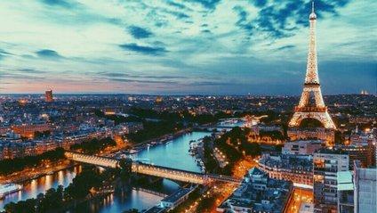 Париж - фото 1