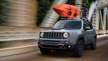 Jeep Renegade з гібридною установкою з'явиться у 2020 році - фото 1