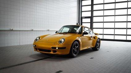 Porsche 911 продали за шалену суму - фото 1