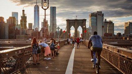 За тривалістю перебування мандрівників в місті переміг Нью-Йорк - фото 1