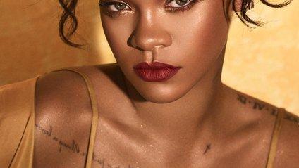 Rihanna похизувалась формами - фото 1