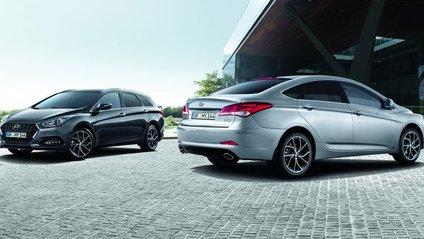 Седан і універсал Hyundai i40 - фото 1