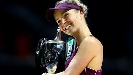 Еліна Світоліна виграла кубок WTA 2018 - фото 1